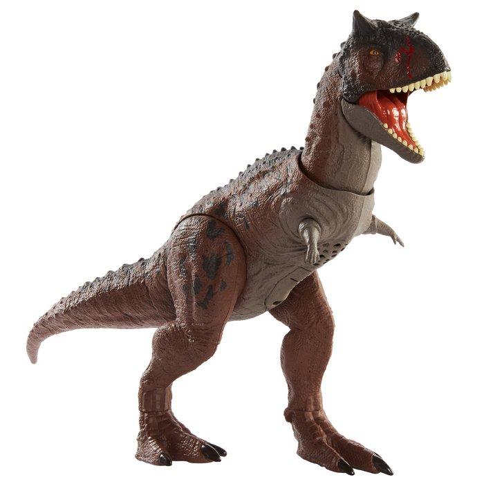 Jurassic world animation carnotaurus ´toro´  serie netf