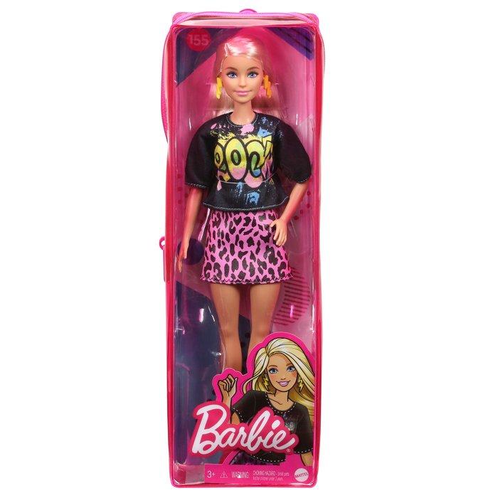 Barbie fashionista rockera