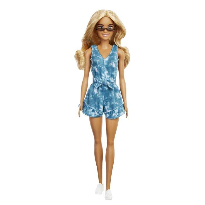 MuÑeca barbie fashionista mono tie-dye