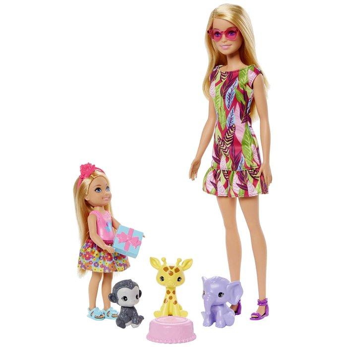 Barbie y chelsea cumpleaÑos