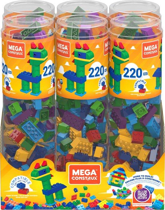 Mega bloks tubo arcoiris