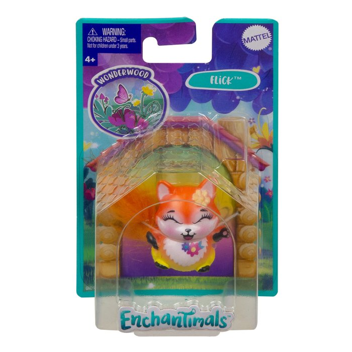 Enchantimals mini figura mascota
