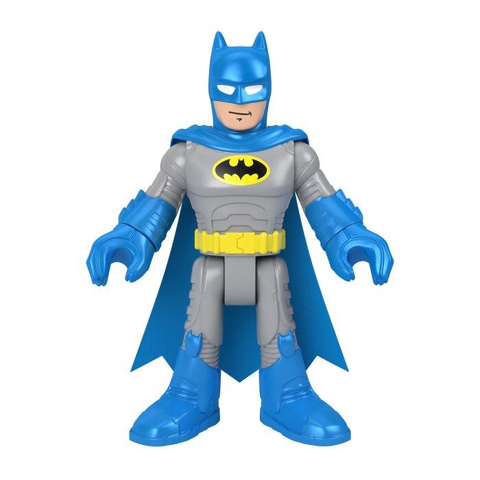 Imx mega figura dc batman azul de 25