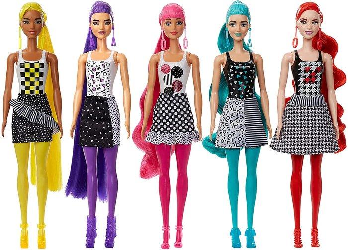 Barbie color reveal monocromatico cdu ola 2