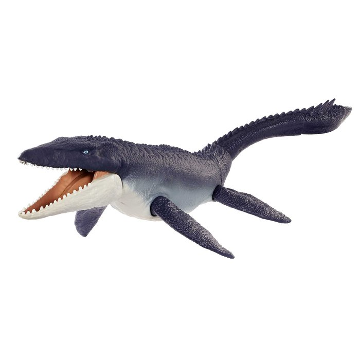 Jurassic world mosasaurus defensor del oceano