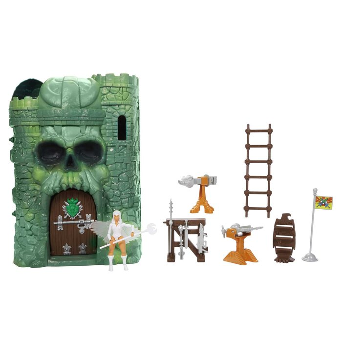 Masters of the universe castillo de grayskull