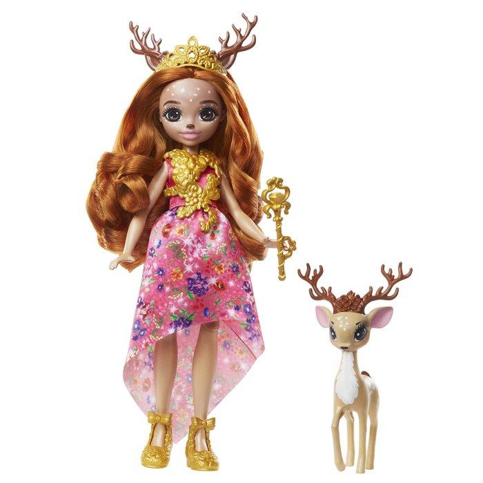 Royal enchantimals reina dalilah y stepper