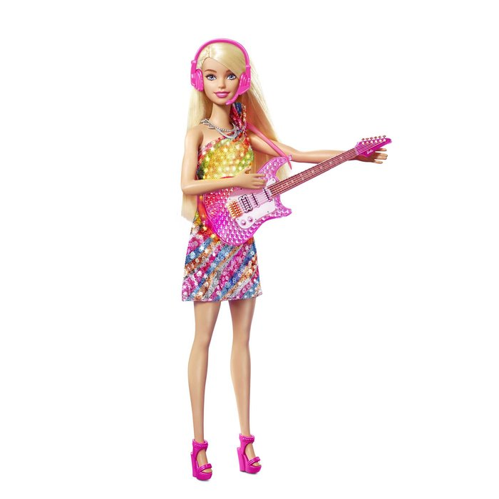 Barbie malibu musica