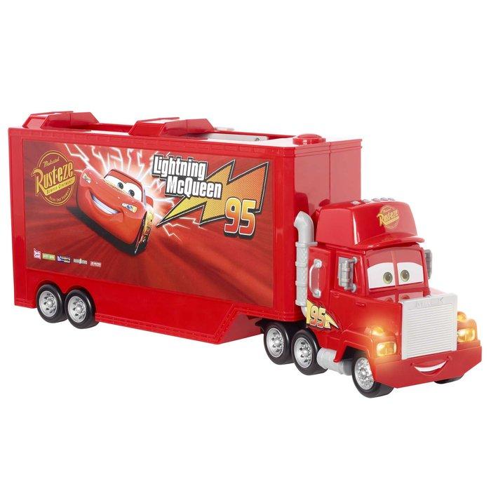 Cars camion mack con sonidos
