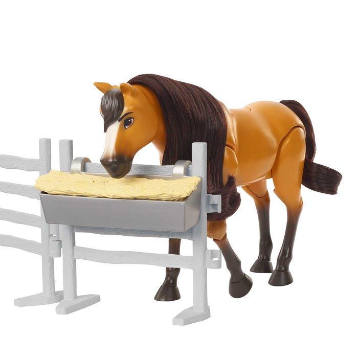 Spirit caballo con accesorios