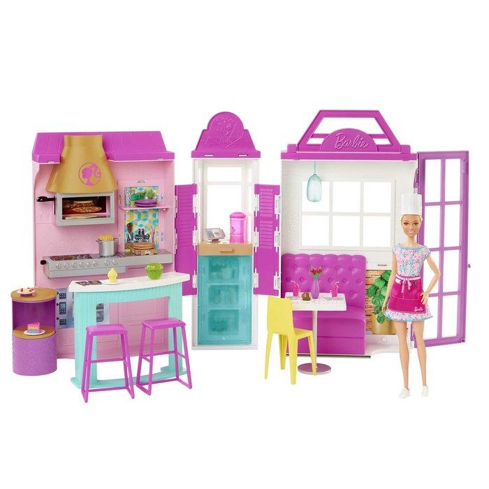 Barbie restaurante
