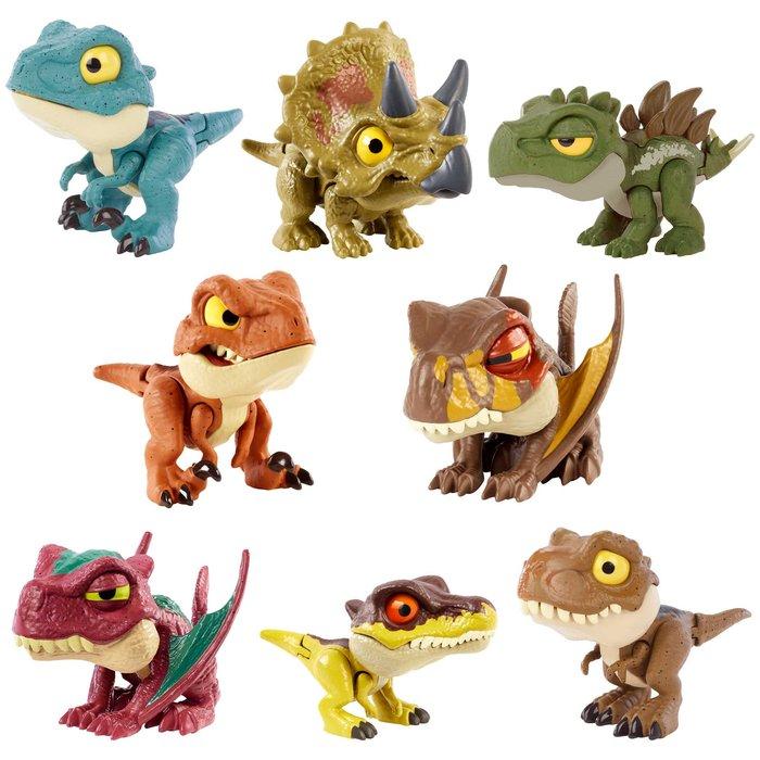 Jurassic world dino bocazas