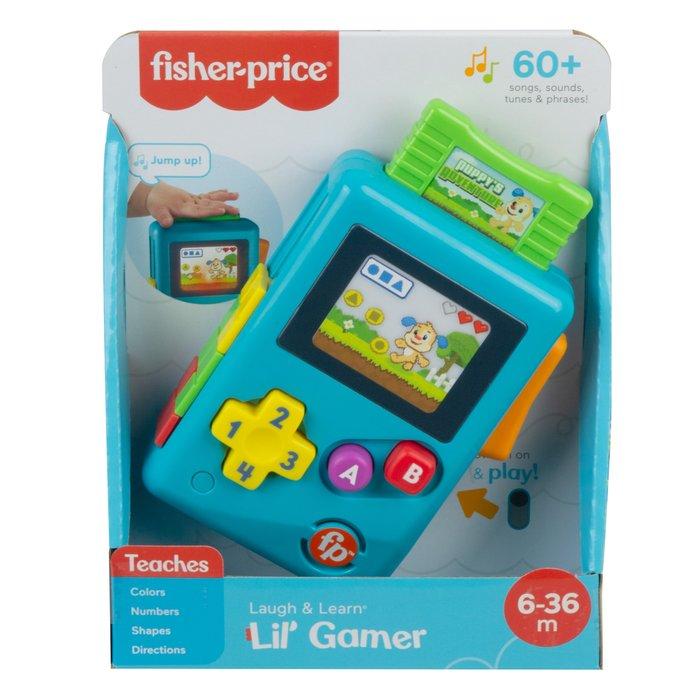 Videoconsola de juguete fisher price