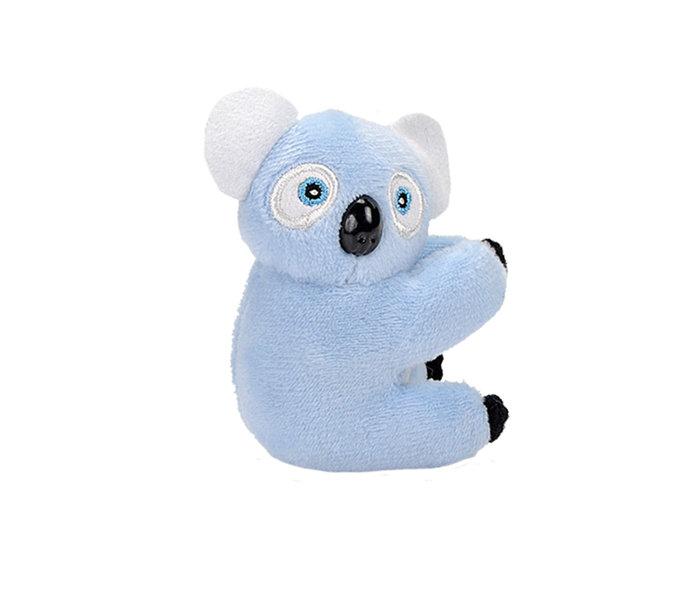 Peluche koala purple clip