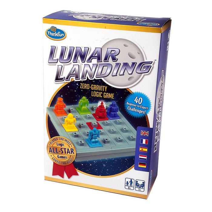 Juego thinkfun lunar landing