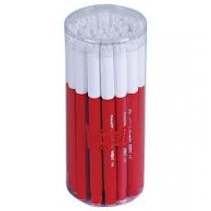 Rotulador carioca jumbo b/30 rojo