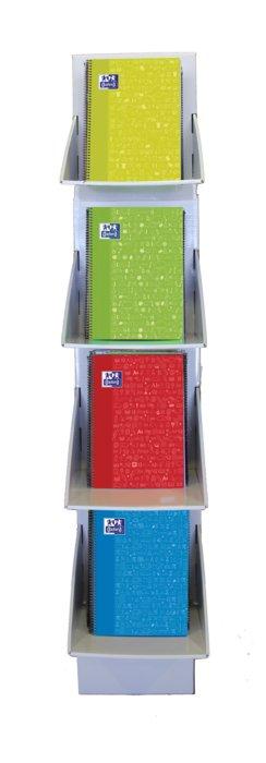 Expositor 96 blocs folio multiasignaturas icono 44 80h 90g