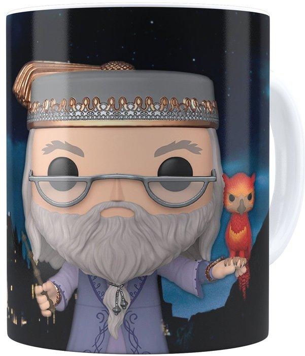 Taza harry potter funko dumbledore