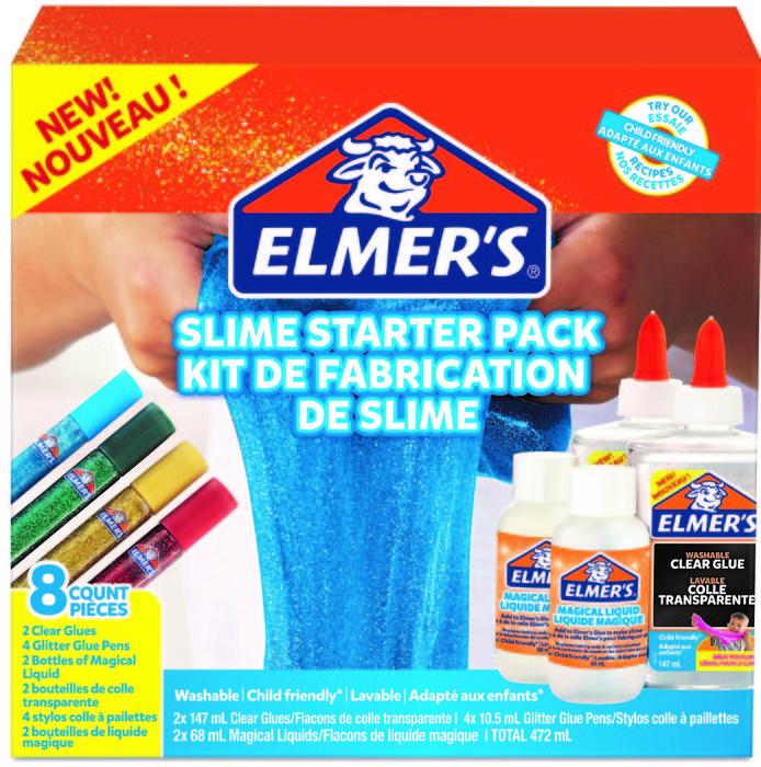 Kit slime elmers standar