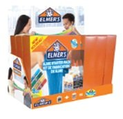 Expositor 12 kit slime elmers