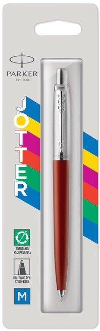 Boligrafo jotter original classic rojo blister 1 unid