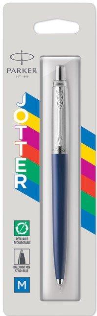 Boligrafo jotter original classic azul blister 1 unid