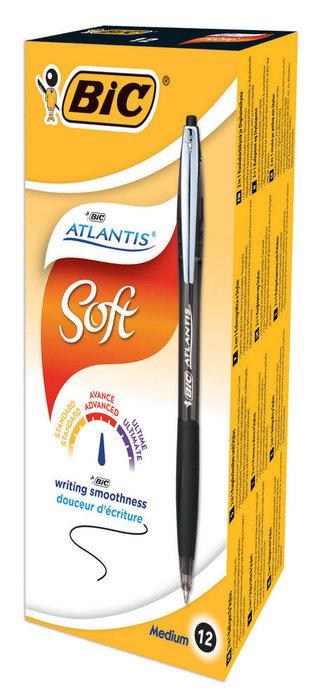 Boligrafo atlantis 1.0 negro