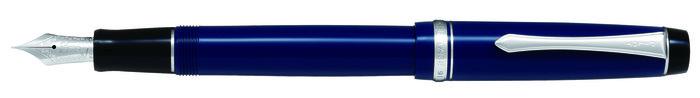 Pluma pilot heritage 91 azul m