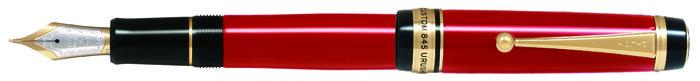 Pluma pilot custom 845 roja f