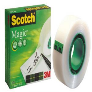 Cinta adhesiva 33x19 scotch magic