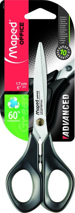 Tijeras advanced green 17cm sim try me