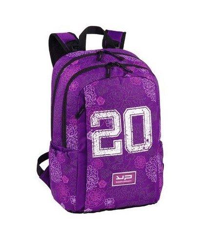 Mochila pilot bodypack violeta m818