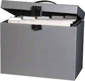Maletin portadocumentos metalico classic 37x22x29.5cm
