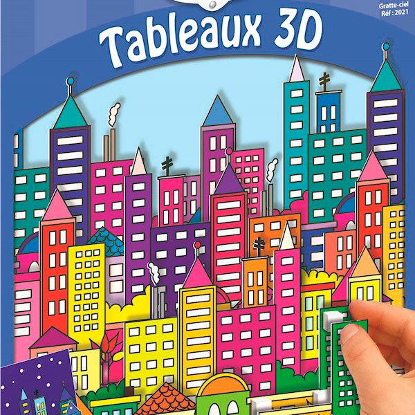 Juego sentosphere tablero 3d rascacielos