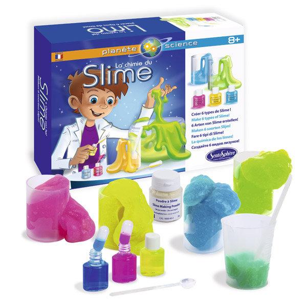 Juego sentosphere la quimica del slime