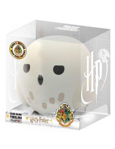 Hucha harry potter hedwig chibi 16 cm pvc