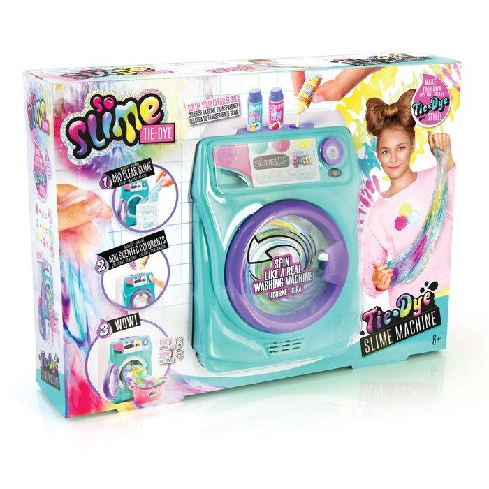 Maquina lavadora para hacer slime