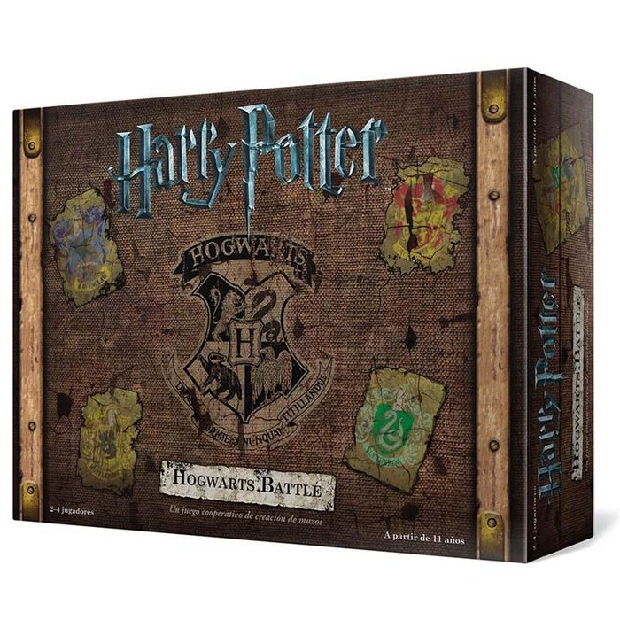Juego harry potter hogwarts battle