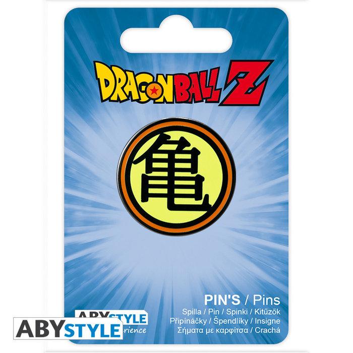 Pin dragon ball simbolo kame