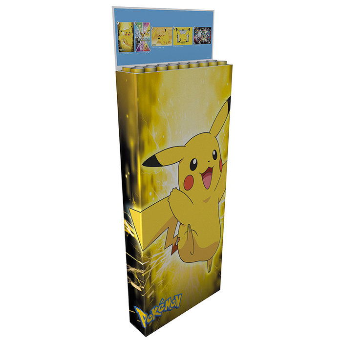 Expositor 40 posters pokemon 2021 gbeye