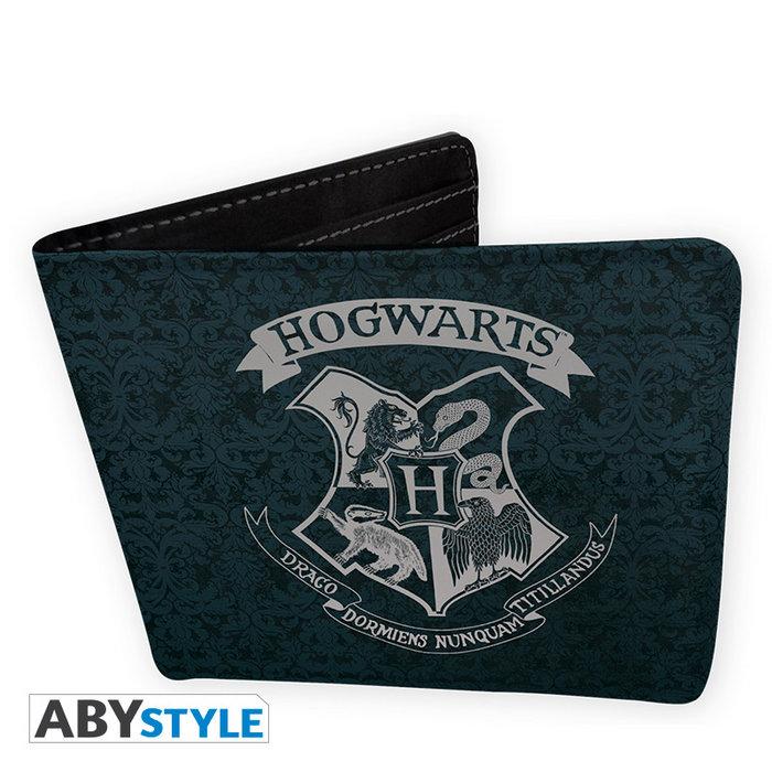 Cartera harry potter hogwarts vinilo