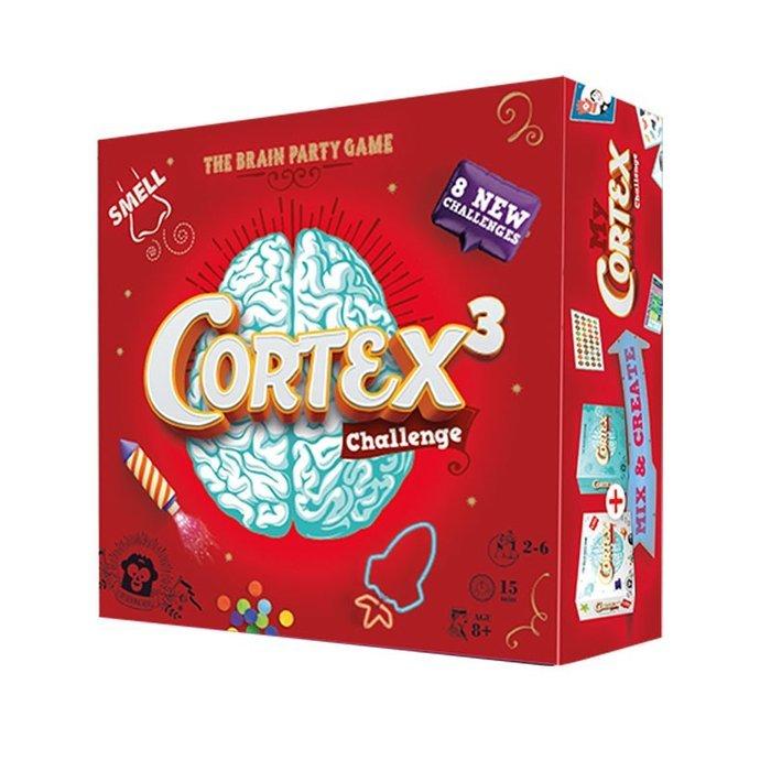 Juego de mesa cortex 3 challenge