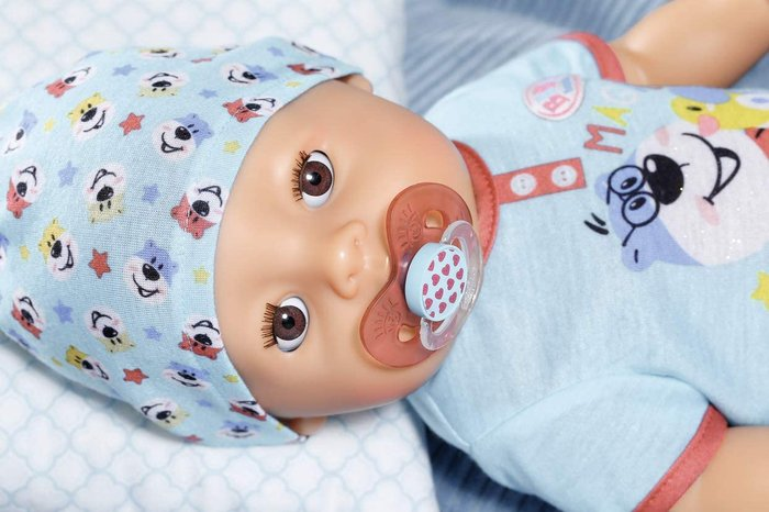 Baby born magic niÑo 43cm