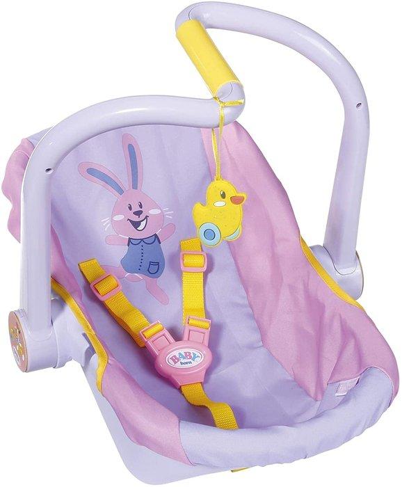 Baby born sillita transportadora