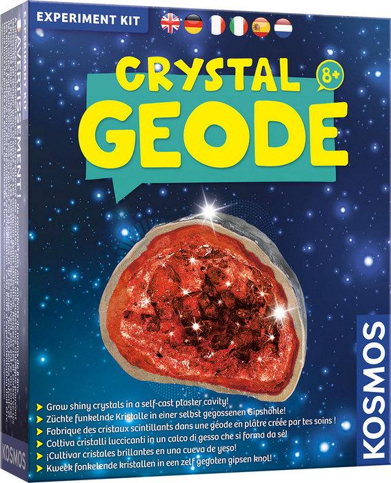 Juego cientifico mbe crystal geoda