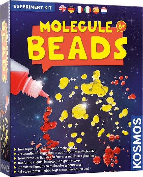 Juego cientifico mbe molecule beads