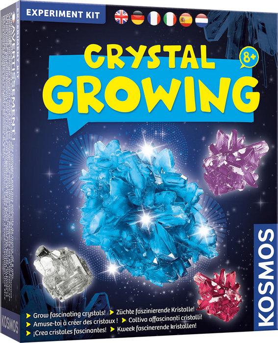 Juego cientifico mbe crystal growing