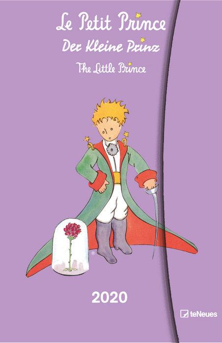 Agenda 2020 magneto the little prince 10x15