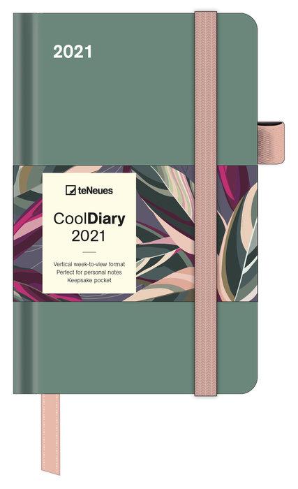 Agenda anual 2021 sage green  new 9x14