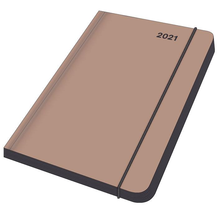Agenda anual 2021 earthline stone 12x17